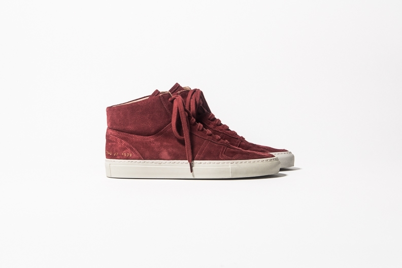 Colección de zapatillas Common Projects (16)