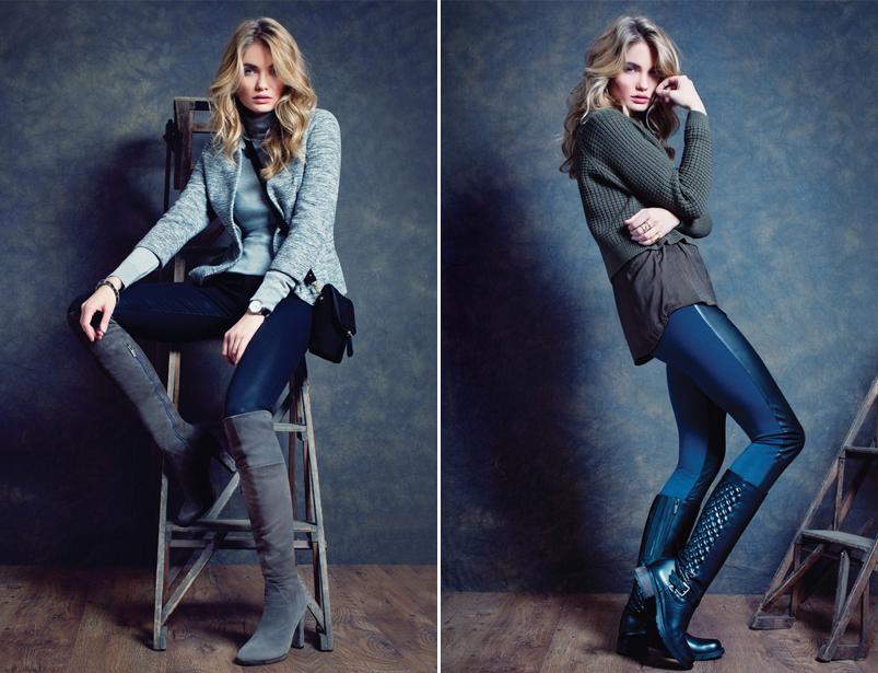 Botas de mujer invierno 2015