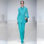 Looks en colores fluor de la firma Gucci