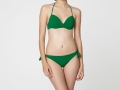 Bikini push up Oysho verde
