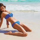Bikini Calzedonia con lunares Feel Bronze