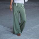 Pantalones anchos colección femenina Adam Levine