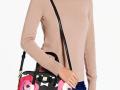 Bolso Kate Spade florido con rosas