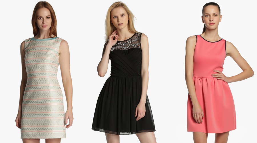 77c4e4142 Vestidos de fiesta cortos de El Corte Inglés | Lovely Moda