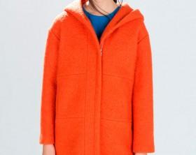 Abrigos vitaminados Zara para el invierno 2015