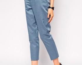 Pantalones estampados para un look con personalidad
