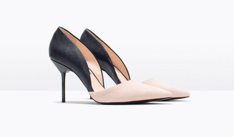 Dos Salón Zara De Zapatos Lovely En Moda Colores qUHBUfwnp