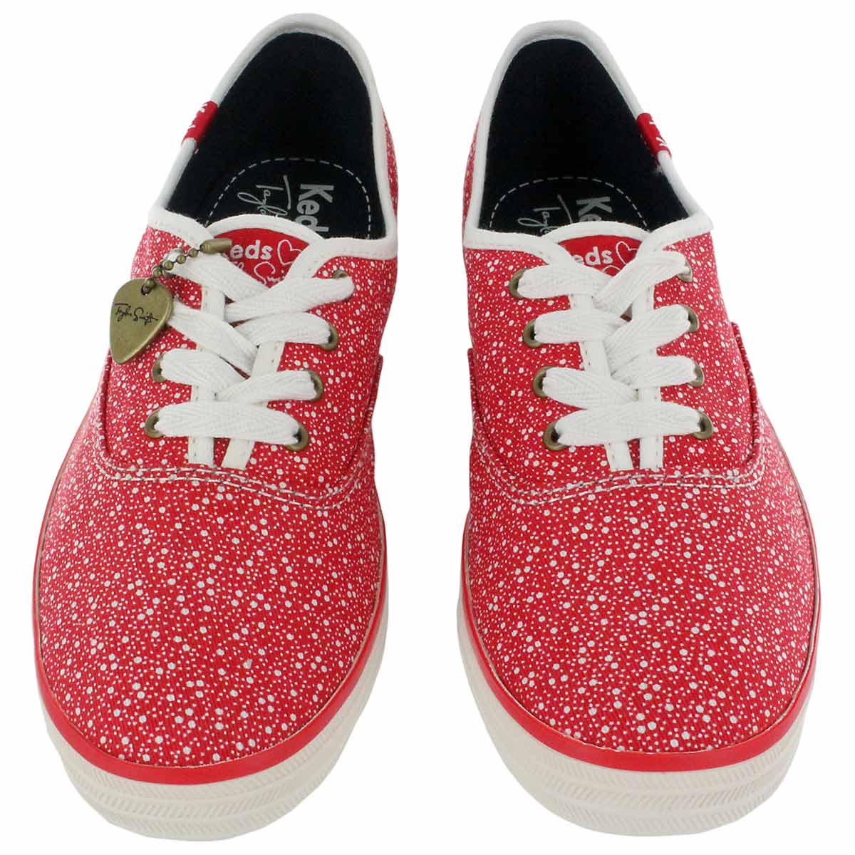 Zapatos Keds rojos