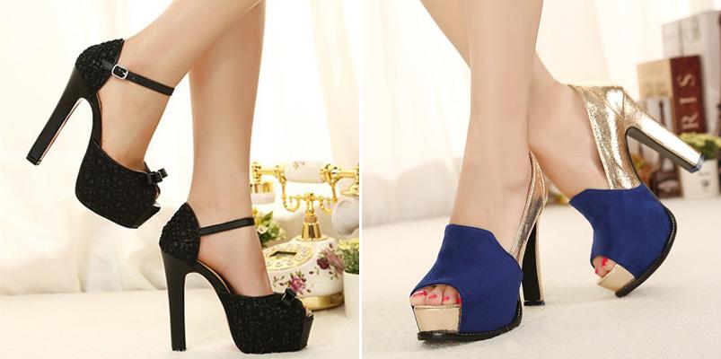 Alto Moda CuadradoLovely De Zapatos Tacón D9E2IWH