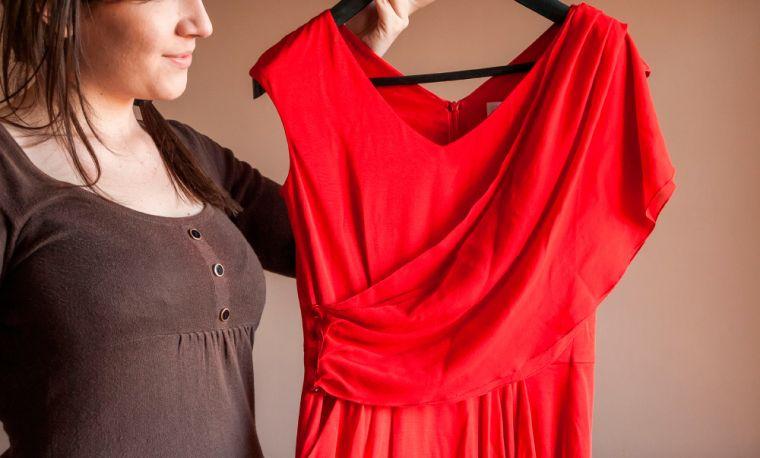 Cómo Combinar Un Vestido Rojo Lovely Moda