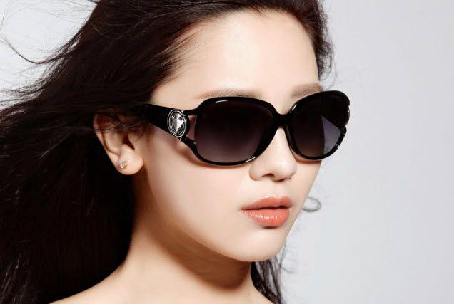 gafas de sol para caras redondas